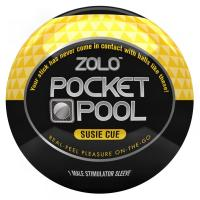 PP3/ Zolo Pocket Pool мастурбатор яйцо Susie Cue