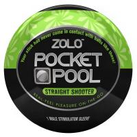 PP2/ Zolo Pocket Pool мастурбатор яйцо Straight Shooter